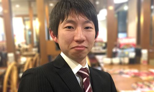 橋爪(文系科目担当)